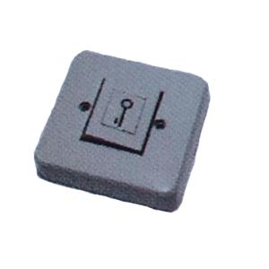 Pulsante NA/NC plastica per comando porta automatica