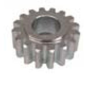 Pignone Z 16 per cremagliera zincata modulo 4  per cancello scorrevole