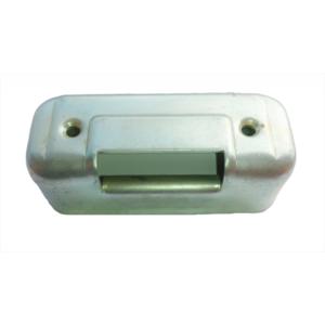 Controbocchetta laterale per elettroserratura per operatori senza blocco