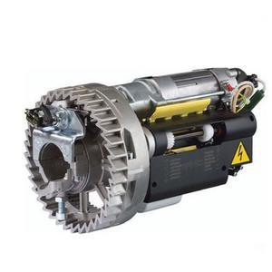 Automazione motore FAAC per serranda saracinesca garage 180kg senza elettrofreno
