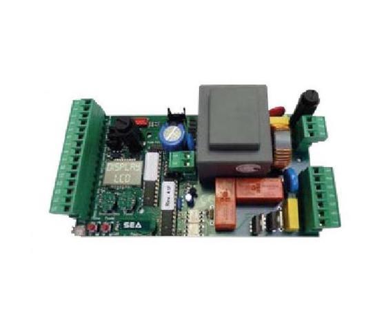 Centrale apparecchiatura per 1 motore a 230V programmazione digitale