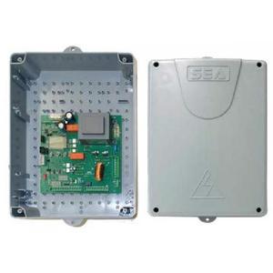 Centrale apaprecchiatura per 2 motori a 230V programmazione digitale
