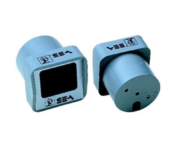 Fotocellula infrarosso per cancelli automatici per incasso portata mt. 35