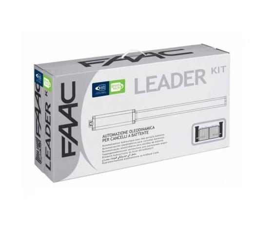 Leader Kit - KIT FAAC battente cancello automatico oleodinamico