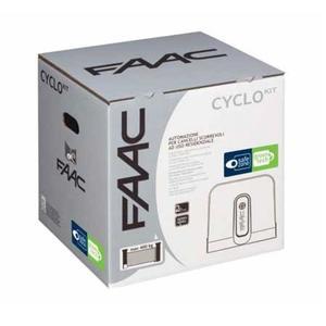 Cyclo Kit - KIT FAAC scorrevole cancello automatico completo
