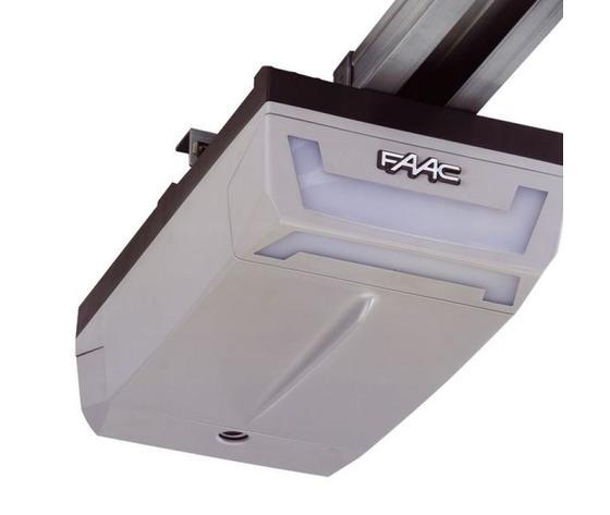 D600 - KIT FAAC completo portone sezionale