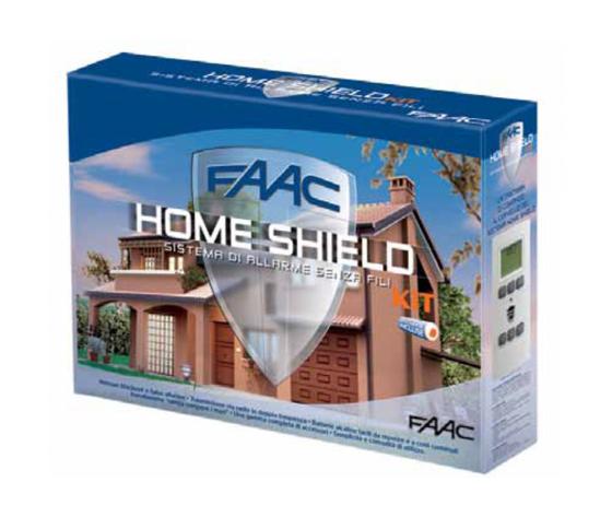 Home Shield - Sistema di allarme FAAC