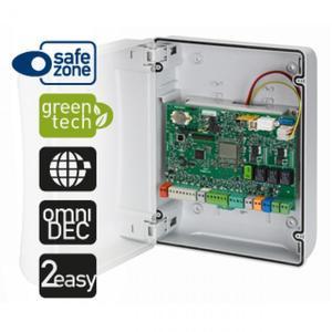 E124 Apparecchiatura elettronica con contenitore FAAC
