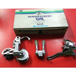 10-SPEED SET SHIMANO 600ex