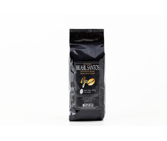 Go Caffè Brasil Santos grani 500g
