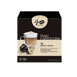 Go Caffè Linea Gusto Cappuccino | Shop Caffè Goriziana
