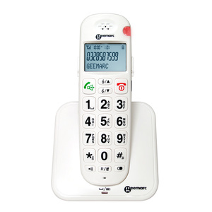 TELEFONO AMPLIFICATO CORDLESS AMPLIDECT-260