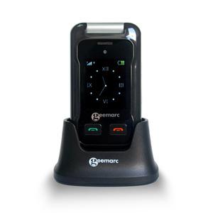 TELEFONO CELLULARE AMPLIFICATO +40 dB DUAL SIM CON BLUETOOTH E FOTOCAMERA CL-8500