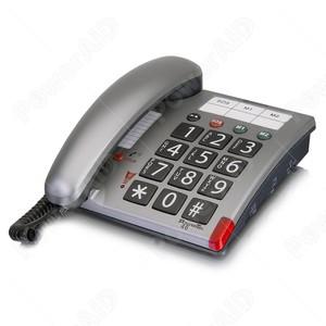TELEFONO AMPLIFICATO AMPLICOMMS POWERTEL 46