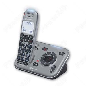 TELEFONO AMPLIFICATO CORDLESS AMPLICOMMS POWER TEL 1780