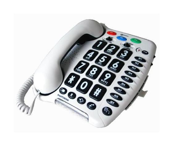 TELEFONO AMPLIFICATO AMPLIPOWER-40
