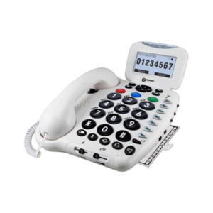TELEFONO AMPLIFICATO CON SEGRETERIA TELEFONICA CL-555
