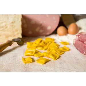 Ravioli con carne