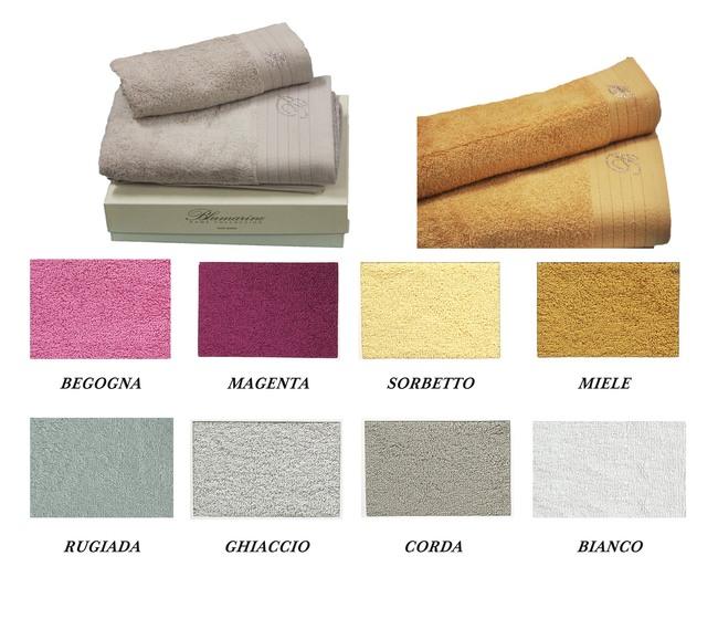 Crociera coppia asciugamani Blumarine Home Collection