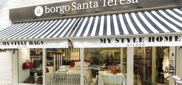 My style bags torino  biancheria per la casa torino  borgo santa teresa %2812w%29