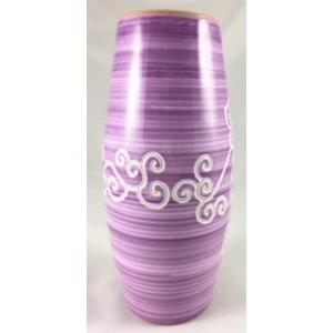 Vaso 1 litro dritto Linea Viola