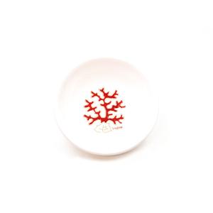 Ciotola cm 19 Linea Corallo Rosso