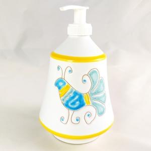 Dispenser per sapone liquido linea Primavera cm 11x17