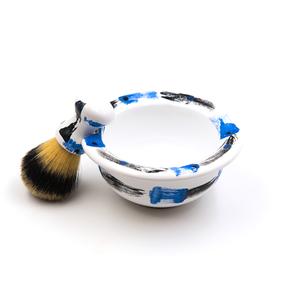 Set da barba Pennello + Ciotola linea Tavolara
