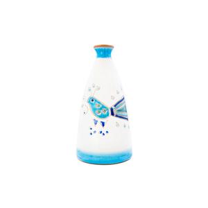 Bottiglia cm 30 gallinella linea mare