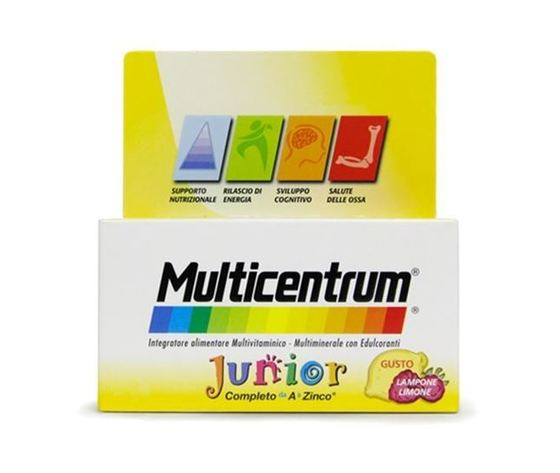 Multicentrum Junior - 30 compresse