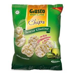 GIUSTO S/G CHIPS OLIO EXTRAVERGINE