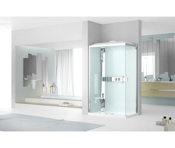 Cabina doccia glax3