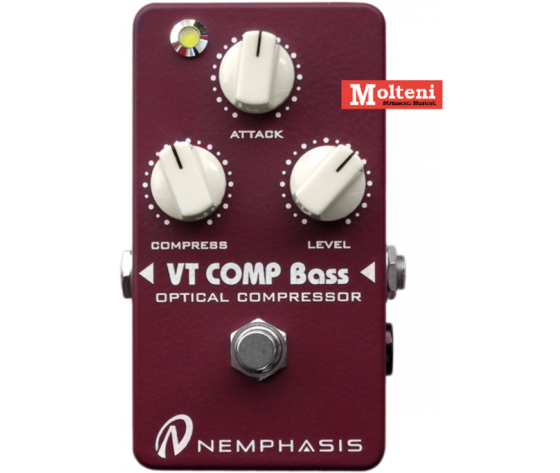 VT COMP BASS OPTICAL COMPRESSOR NEMPHASIS