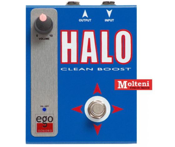 HALO booster