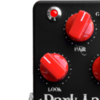 Dark lady red knobs distortion