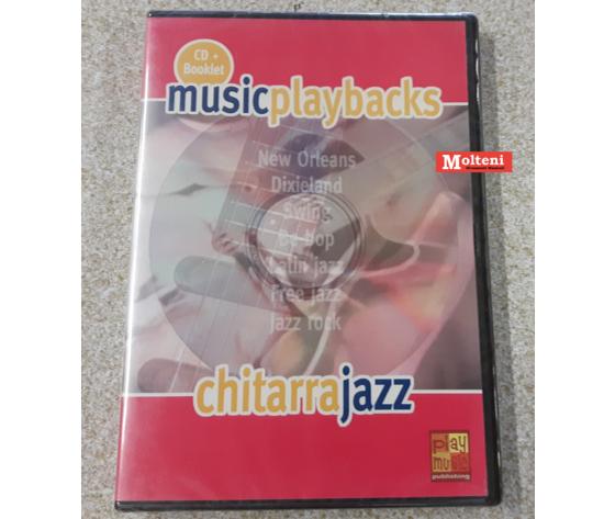 BASI CHITARRA JAZZ MUSIC PLAYBACKS