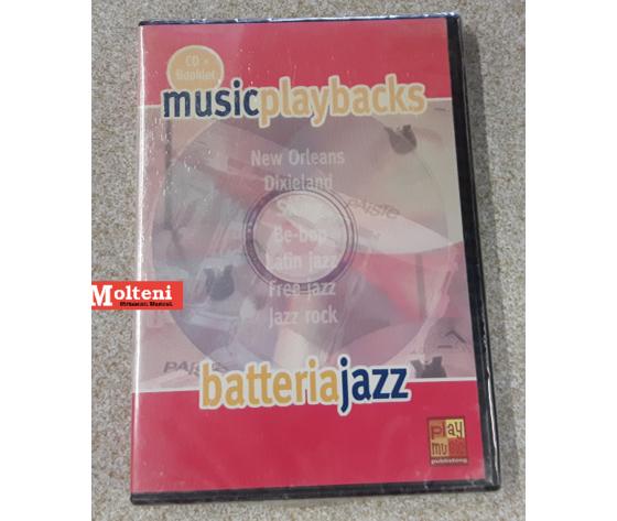 BASI BATTERIA JAZZ MUSIC PLAYBACKS