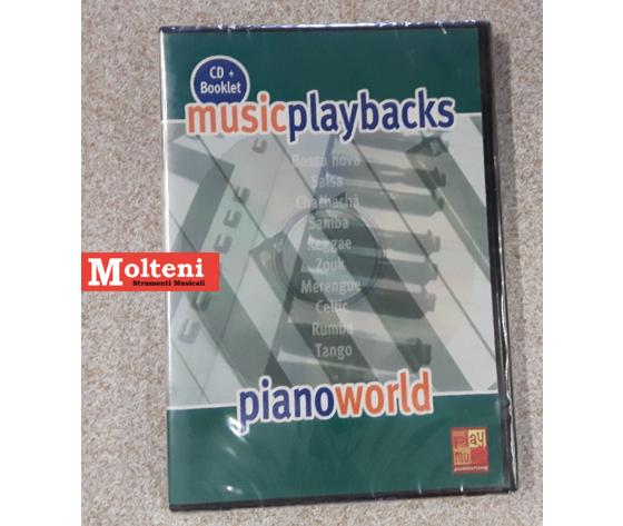 BASI PIANO WORLD MUSIC PLAYBACKS