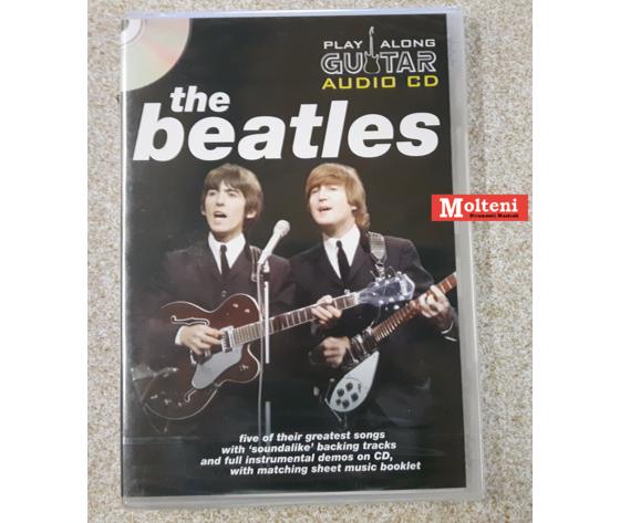 The Beatles guitar playalong audio cd
