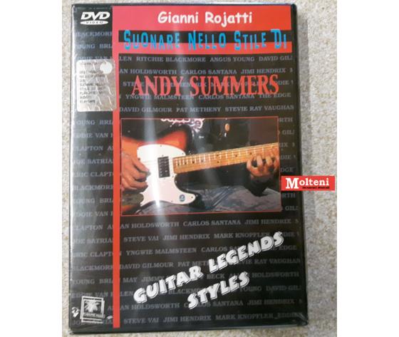 Suonare nello stile di Andy Summers
