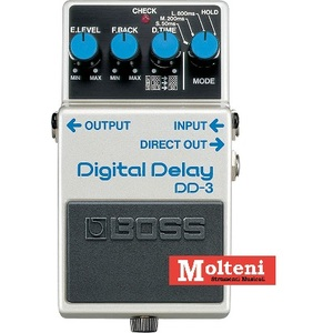 DD3 DIGITAL DELAY BOSS