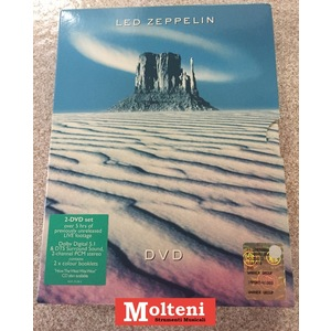LED ZEPPELIN LIVE EX-DEMO