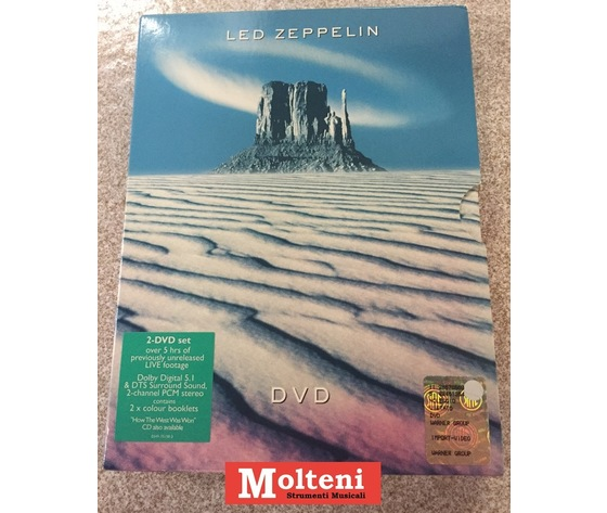 LED ZEPPELIN LIVE EX-DEMO