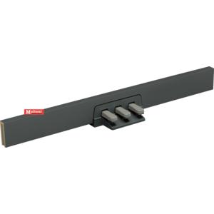 LP-5A EX-DEMO pedaliera nera per pianoforte digitale Yamaha P115 - P105 - P85. (LP5A)