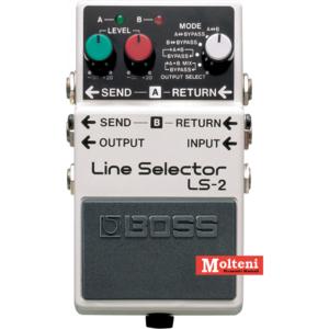 LS2 line selector BOSS