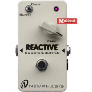REACTIVE BUFFER/BUSTER NEMPHASIS