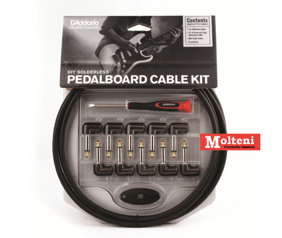 Pedalboard Cable Kit