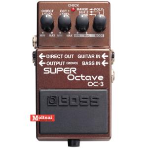 OC3 BOSS octaver