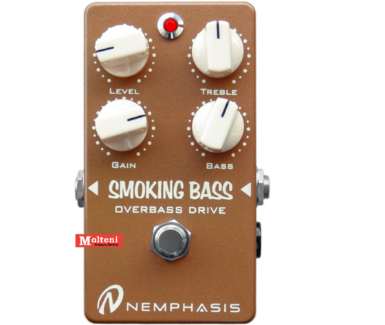 SMOKING BASS OVERDRIVE NEMPHASIS