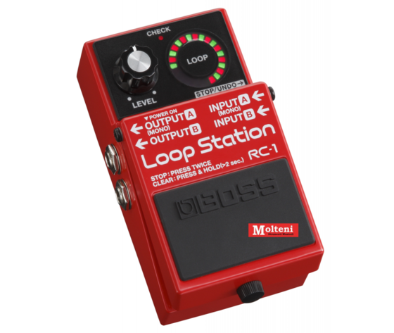 RC1 LOOPER BOSS